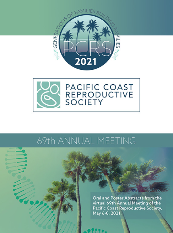 2021 Annual Meeting Abstracts