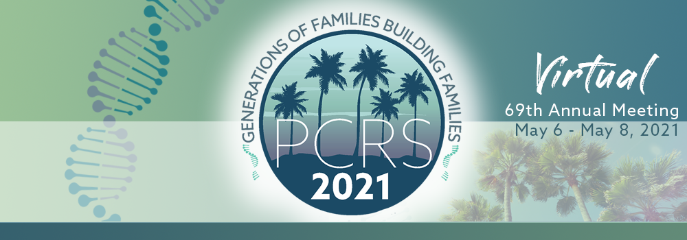 PCRS 2021 Virtual Annual Meeting