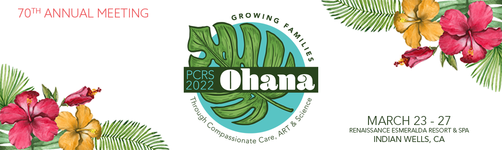 2022 PCRS Annual Meeting