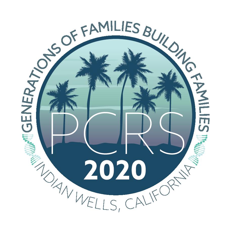 PCRS 2020 logo